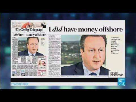 """""""Cameron avait de bien l'argent offshore"""""""