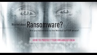 Check Point Anti-Ransomware vs WannaCry | Ransomware Protection Demonstration