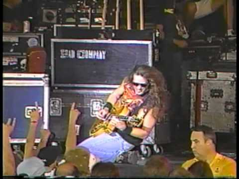 TED NUGENT Walnut Creek Amphitheater, Raleigh, NC 06/23/1995 ( Part-1 )