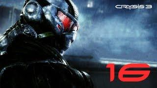 прохождение Crysis 3  Часть 16: Босс: Руководитель цефов