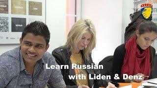 Liden & Denz- Learn Russian in St. Petersburg