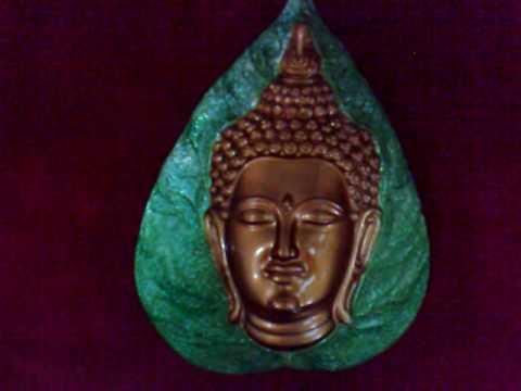 Gautam Buddha In 3D Effect