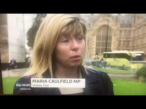Maria Caulfield MP welcomes more money for nurses