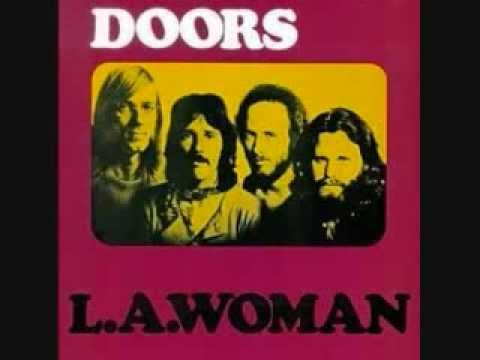 The Doors - Cars Hiss By My Window [HQ]
