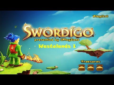 Swordigo #21 Wastelands I (1)