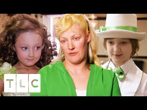 """I Had Children So That We Could Do Pageants"" 