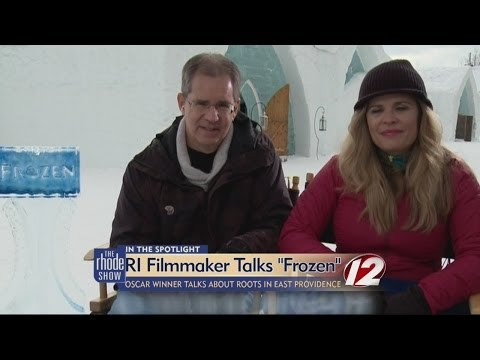 RI filmmaker talks 'Frozen'