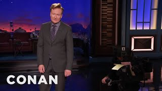 A Cameraman Gets Too Close To Conan  - CONAN on TBS