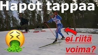 Suomen Cup & Comeback - Viikko 42&43