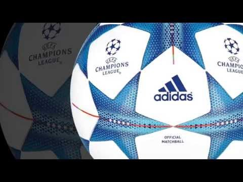 Adidas Finale 2015/2016 OMB - Champions League Ball