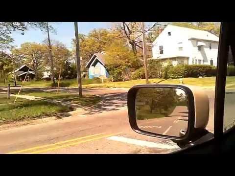 BBN tours North End, Flint Michigan May 22, 2016