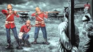 Опиумные войны в Китае 19 век