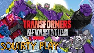 TRANSFORMERS: DEVASTATION - Shockwavingly Good