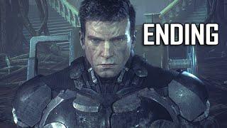 Batman Arkham Knight Walkthrough Part 48 - Ending? (Let