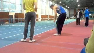 Легкая атлетика Карагандинская область 50м с барье