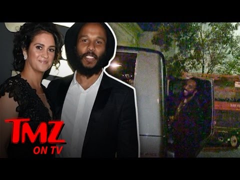 Top Political Weed Analyst Ziggy Marley Talks California Legalization | TMZ TV