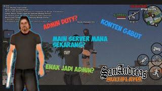 ENAK JADI ADMIN ADMIN DUTY || GTA SAMP || INDONESIA