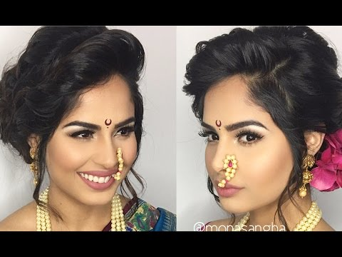 Priyanka Chopra Bajirao Mastani inspired Make Up | Mona Sangha