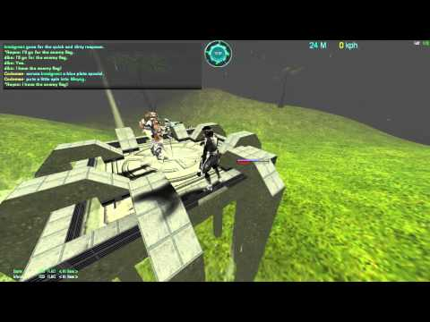 Tribes 2 - Meyog Light Defense @ WoodyMyrk 1/2