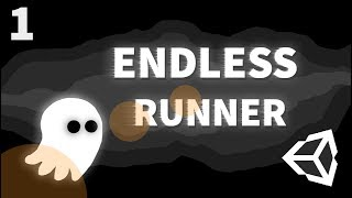 HOW TO MAKE A SIMPLE GAME IN UNITY - ENDLESS RUNNER - #1
