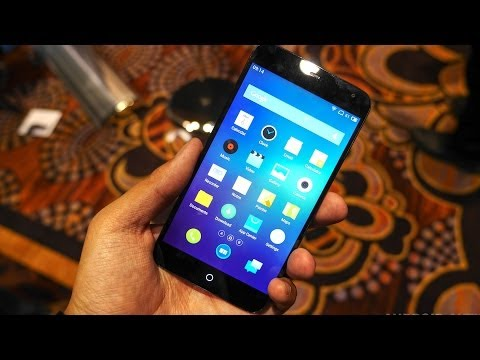 Hands-on with the Meizu MX3 at CES 2014