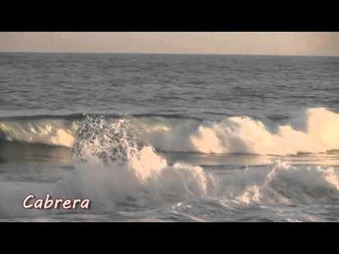 Primeras olas en el maresme (MASNOU, CABRERA)