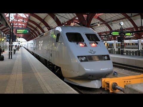 北欧をめぐる スウェーデン鉄道