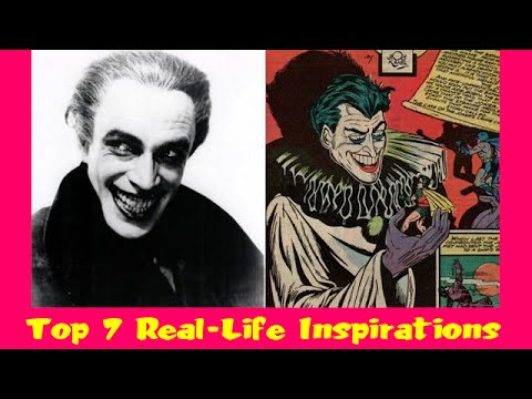 Top 7 Real Life Inspirations
