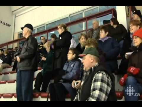 Full Media Coverage Of 80+ Elder Skatesemen 2013 Seniors Hockey Ottawa Montreal