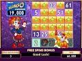 SLINGO GOLD Video Slot Casino Game with a SLINGO GOLD FREE SPIN BONUS