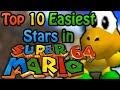 Gambar cover Top 10 Easiest Super Mario 64 Stars