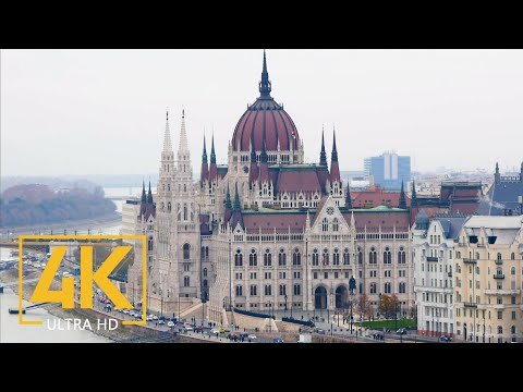 4K Budapest, Hungary - Documentary Film - Cities Of The World