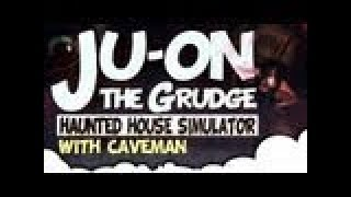 Ju-On the Grudge with CavemanFilms!! ( Worst horror game ever! )