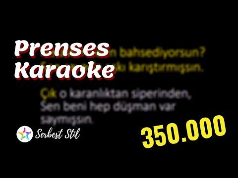 Hadise - Prenses (Karaoke Versiyon)