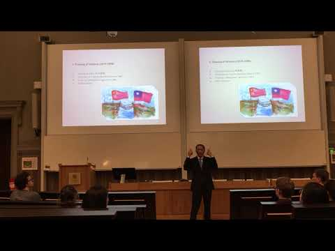 Ambassador Liao's speech in Uppsala University