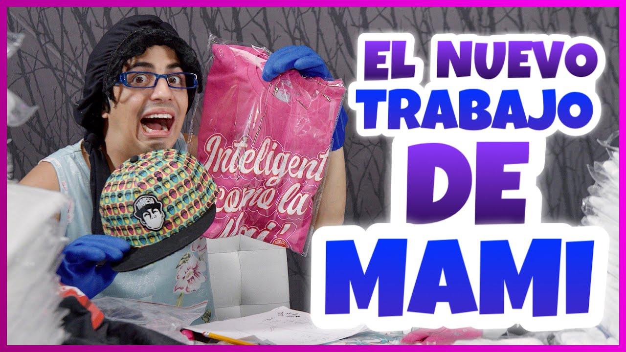 Daniel El Travieso - MAMI CONSIGUIÓ TRABAJO! (TEMPORADA 2 - EPISODIO 19)