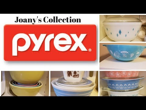 Yard Sales and Thrifting to support an addiction:  Joany's Pyrex
