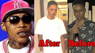 Vybz Kartel REACTS To His Son Skin Bleaching | Does He Have a PR0BLEM??? Yes No!!