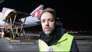 Paarden uit Midden-Oosten vliegen naar Limburg
