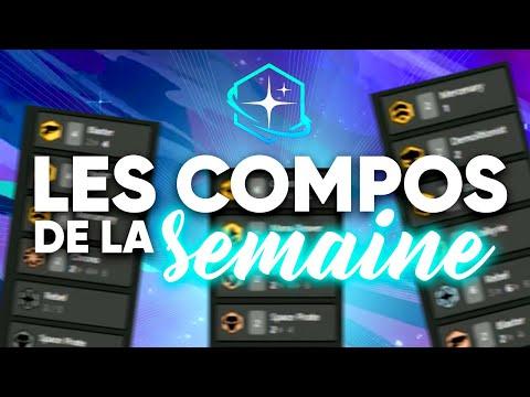 TFT FR : LES COMPOS DE LA SEMAINE SUR TEAMFIGHT TACTICS #6