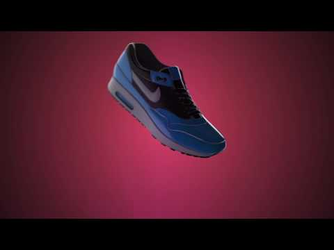 Nike Shoe Advertisement