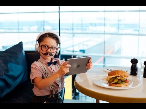 Heathrow's Top Tips from #TinyTravellers!