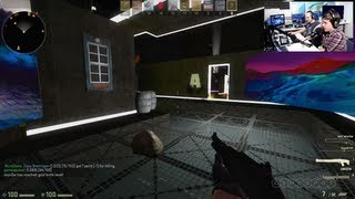 Hotline Miami Laser Tag (With Bullets) - CS:GO Gameplay (PC)
