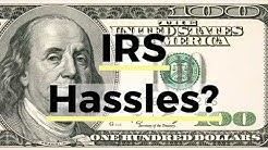 Income Tax Problem Resolution Video Austin TX