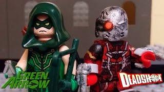 "Arrow ""The Lone Gunmen"" Lego Recreation"
