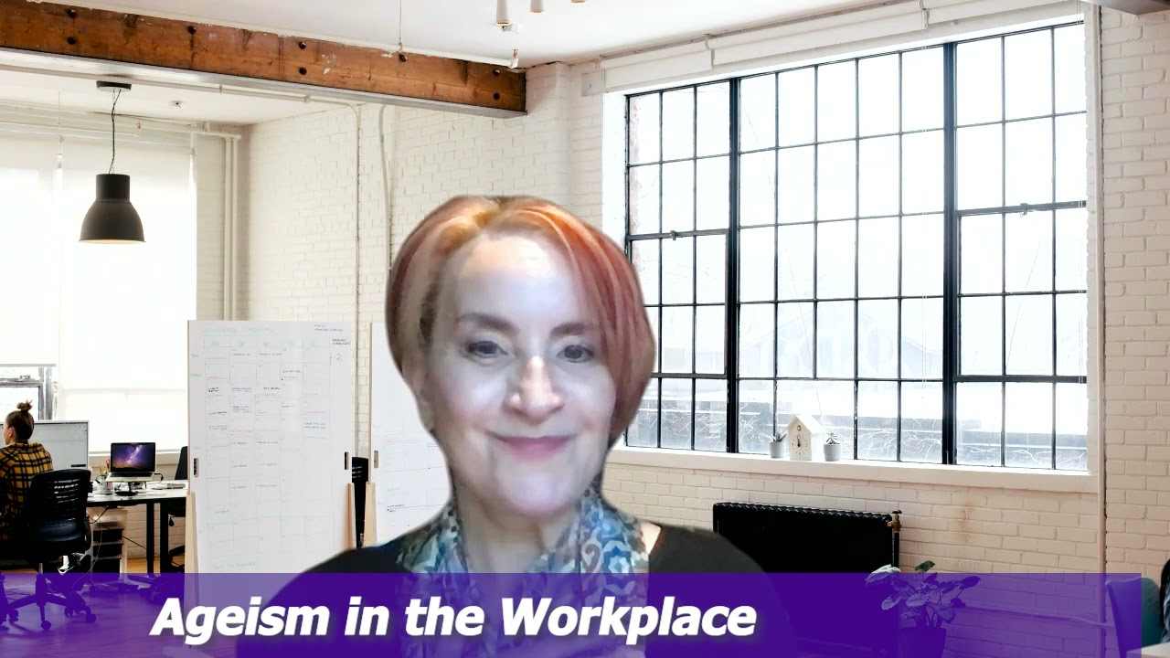 Episode 401:  Ageism at Work - 5 Tips on How to Combat It