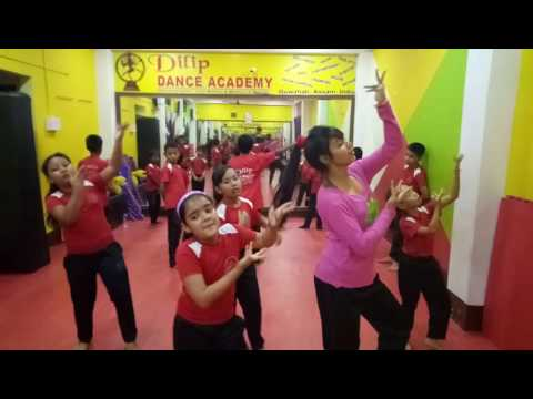 Assames song Nepali Jadio Axomiya DILIP DANCE ACADEMY