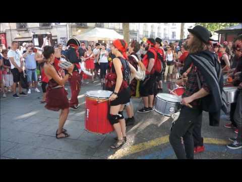 fête de la musique my way Rennes 2017