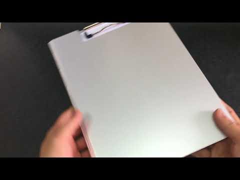 aluminum-clipboard-with-cover-鋁合金丹麥夾