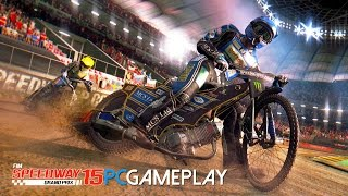 FIM Speedway Grand Prix 15 Gameplay (PC HD)